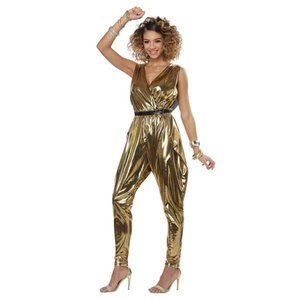 70'S GLITZ N GLAMOUR ADULT COSTUME medium